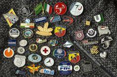 Le nostre leggendarie spille personalizzate, pins promozionali e spillette da giacca made in Italy. Produzioni di elevatissima qualità, per maggiori informazioni potete visitare la nostra pagina dei contatti: http://www.spille.com/contatti
