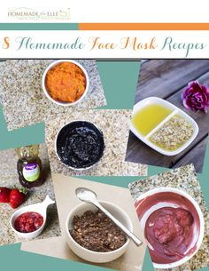 Home Made Cosmetics - Homemade for Elle