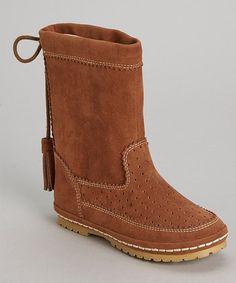 This Chestnut Walta Boot by Rocket Dog is perfect! #zulilyfinds