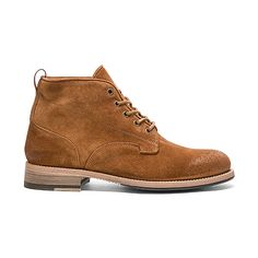 rag & bone Spencer Chukka Shoes (690 CAD) ❤ liked on Polyvore featuring men's fashion, men's shoes, shoes and boots