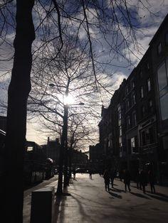 Winter Dublin. 10/02/16