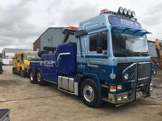 VOLVO - F TOW