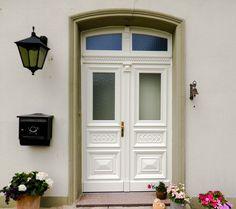 Mehrflügelige historische Haustüren und Eingangsporrtale: Historismus, Gründerzeit und Jugendstil