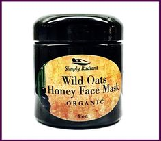 Do you want a SMOOTH, BEAUTIFUL complexion? This deliciously mouthwatering smell of honey will make you want to eat it, but hold on!  Exceptionally nourishing and hydrating for dry skin. Restores suppleness and elasticity. This is nutrition for your skin! This mask is extremely moisturizing, giving your skin wholesome nourishment.  The honey acts as a natural humectant and antibacterial agent & will help provide a youthful glow to dull skin and help sooth irritated, dry skin while infusing…
