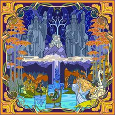 farewell Frodo by breathing2004 on deviantART
