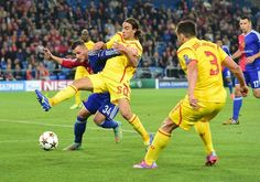 Basel v LFC HT 0-0