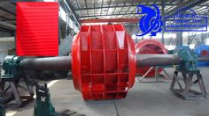 Detail Parameters of Large Centrifugal Fan for 5000 t/d Cement Production Line, No.1 Raw Material Grinding Mill Exhaust Fan, contact Xianrun Blower, check www.lxrfan.com, xrblower@gmail.com