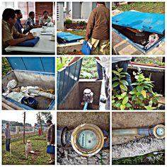 Foto objek 5 (lima) titik sumur air tanah  yang sedang mengurus izin untuk menjadi wajib Pajak Air Tanah PT. TOTALINDO EKA PERSADA (Bassura City)