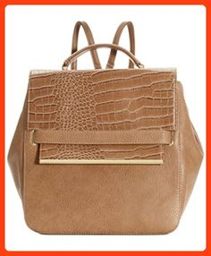 Olivia & Joy Large Porteno Collection Tote Handbag/Backpack, Mocha (*Partner Link)