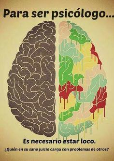 Para ser psicólogo