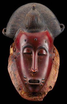 Mask, Artist Unknown (Guro)