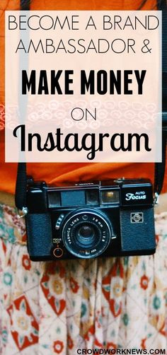 I love Instagram!! Many of us do, but did you know that you can make money on Instagram? Check out how Emma made around $25,000 from Instagram and you can too!!