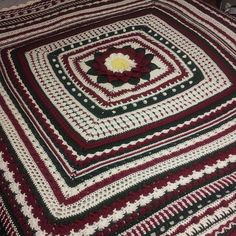 Project Gallery for Around the Bases pattern by ChiChi Allen