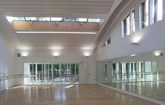 Burrell Foley Fischer LLP: Dance Studios at Tring Park School for the Performing…