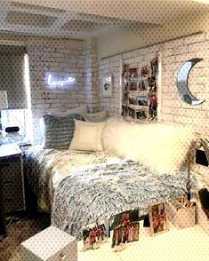 #smallbedroomideas #smallbedroomdecor #smallbedroom #stylishly #bedroom #small #ideas #that #look #are #50 #49 ✔️ 50+...