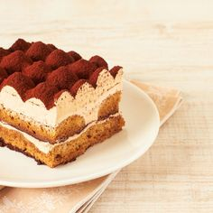 Photo about Tiramisu - Classical dessert with mascarpone and coffee. Image of sweet, plate, fancy - 85260451 Biscuits, Cheesecake, Deserts, Plates, Cookies, Coffee, Ethnic Recipes, Sweet, Food