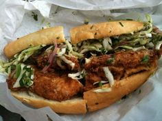HERE IS THE RECIPE FOR THE MAGICAL AND FAMOUS FRIED CHICKEN SANDWICH FROM BAKESALE BETTY'S IN OAKLAND, CA.