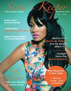 Sista's Keeper Magazine