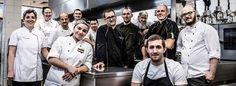 Teamfoto Küche WASNERIN Kulinarik Wellness, Chef Jackets, Coat, Philosophy, Stress Relief, Time Out, Sewing Coat, Coats