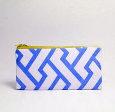 foldover double zippered wallet | betsy wynn