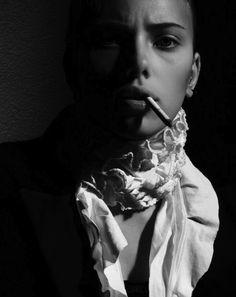 Scarlett Johansson for Flaunt Magazine, 2006