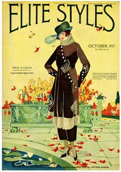 'Elite Styles' October 1917