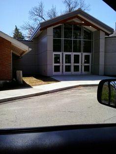 Edgewood main entrance