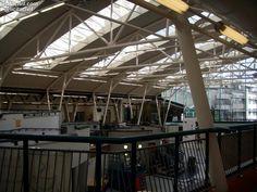 #Estructura de la #Universidad de #Derby #Inglaterra #InfraIntel