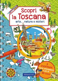 Toscana guida bambini by travelwithlove - issuu