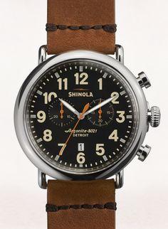 the shinola chronograph 47mm