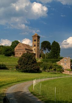 St. Catherine's - Herefordshire, England