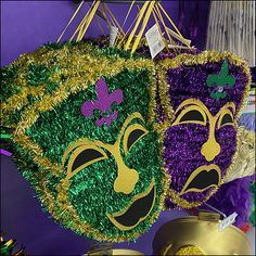 Comedy Tragedy Masks, Retail Fixtures, Festival Party, Hooks, Fish, Pisces, Wall Hooks, Crocheting