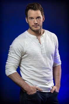 Chris Pratt from Guardians of the Galaxy. This guy is quirky, but definitely hot.