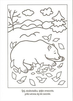 Coloring Sheets, Coloring Pages, Diy And Crafts, Arts And Crafts, All Kids, Forest Animals, Winter Activities, Mittens, Preschools