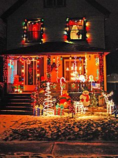 Being Careful with Your #Outdoor Holiday #Lighting Christmas Honey
