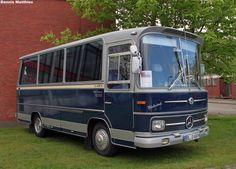Short Mercedes Coach by The-Car-Gallery.deviantart.com on @deviantART