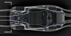 McLaren  MP4-12C Aerodynamics Ghost  Image