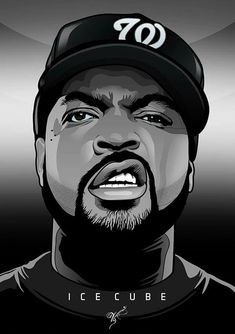 ICE CUBE.. ONe of the Smartest Realist Entrepreneurs.                                                                                                                                                      More