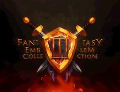 Fantasy Emblem Collection III on Behance