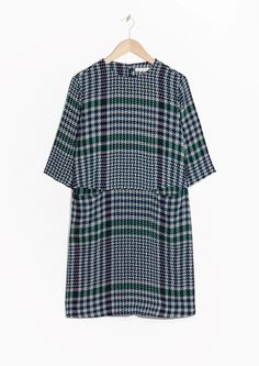 & Other Stories | Prince Of Wales Check Dress