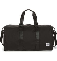 Main Image - Herschel Supply Co. Novel Canvas Duffel Bag