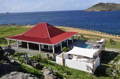 West Indies Villa, 1 bedroom St. Barts Villa Rental