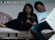 F**k that dresser...