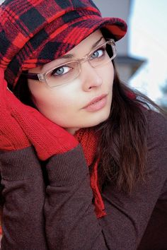 Modz Eyewear Collection, by Modern Optical International. Style: Corfu in crystal/black.