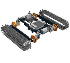 Image result for track techniques lego
