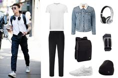 Mens Casual Outfits | Outfit Inspiration | Style Doctors Stylists | Shop via the website