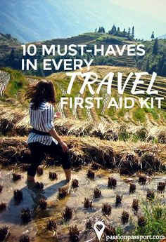 When going on an extended trip, it is always a good idea to bring a first aid kit.  It never hurts to be well prepared (and you never know when a fellow traveler might be in need). | Photos and words by Lauren Rudick for Passion Passport |  - See more at: http://passionpassport.com/10-must-haves-in-every-travel-first-aid-kit/#sthash.yorwTItD.dpuf