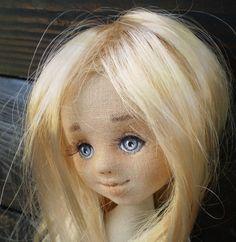 Розпис особи текстильної ляльки: кращі майстер класи