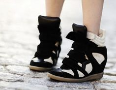 B  wedge sneakers#Repin By:Pinterest++ for iPad#