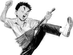 Ushio To Tora, Pin Up, Junji Ito, Drawing Studies, Manga Comics, Comic Artist, Manhwa, Manga Anime, Character Design